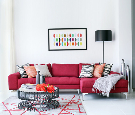 Forever Furniture: A Buyer's Guide to the Sofa | Designing Interiors | Scoop.it