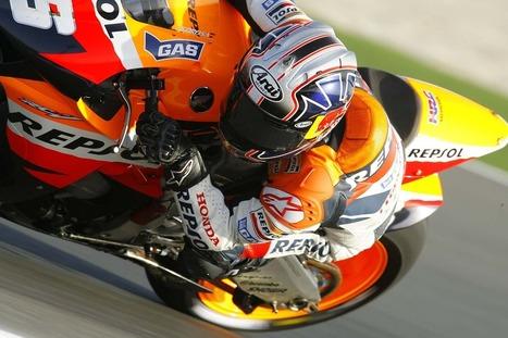 Dani Pedrosa | MotoGP World | Scoop.it