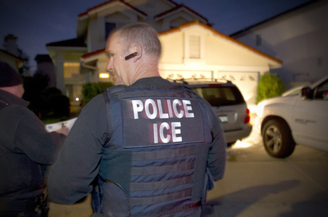 """""""They treated us as if we were murderers"""": The trauma of an ICE raid 