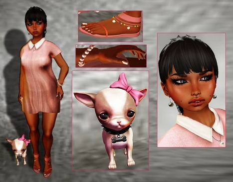 [106] The cUteSt FrieNdz EvER | sL fashion | Scoop.it