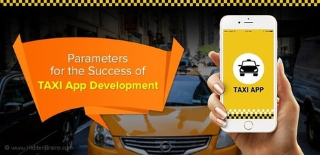 Taxi Hailing Apps Development: Here's what you need to Know    | ifabworld | Scoop.it