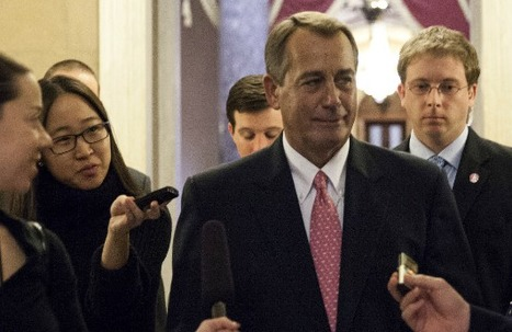 House Republicans move toward climactic vote on 'fiscal cliff' bill | Coffee Party News | Scoop.it