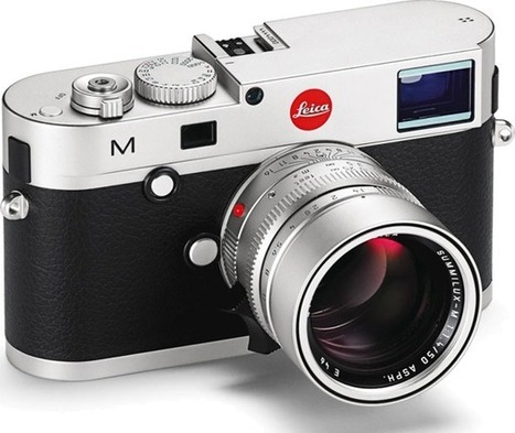 Apple's Jony Ive to design limited-edition Leica camera for charity - Apple Insider | Filmmaking & Filmmakers | Scoop.it