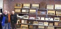 La belle collection de postes de radio anciens de Raymond Forconi ... - La Voix du Nord | broadcast-radio | Scoop.it