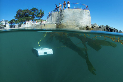 OpenROV: Underwater Exploration with Raspberry Pi - Raspberry Pi | Arduino, Netduino, Rasperry Pi! | Scoop.it