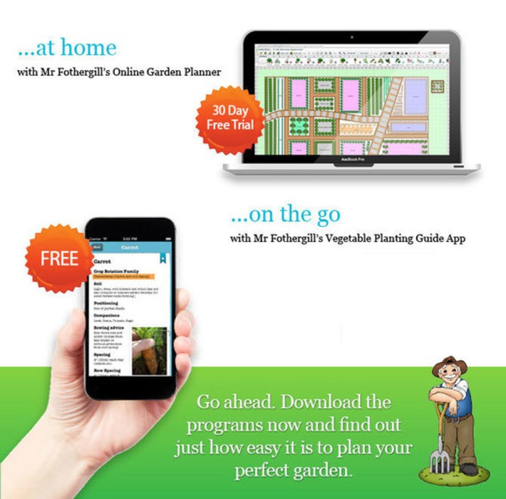 Garden planning made easy | Garden apps for mobile devices | Scoop.it