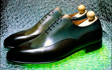 Handmade shoes, the luxury of the new dandy | Le Marche & Fashion | Scoop.it