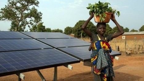 Made In Africa: Off-Grid Solar Business Gathers Pace, Gets Support | Permaculture, Horticulture, Homesteading, Bio-Remediation, & Green Tech | Scoop.it