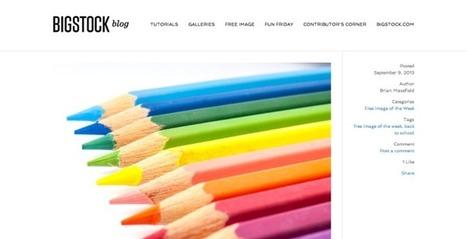 Sourcing Images for Site Mockups | Design | Scoop.it