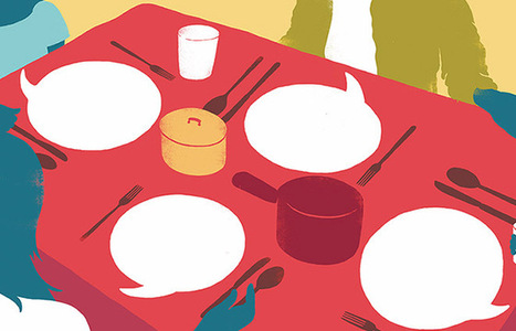 The Wretched Table: How Dinner in America Became an Ordeal - Pacific Standard | Second Languague Learning Acquisition | Scoop.it