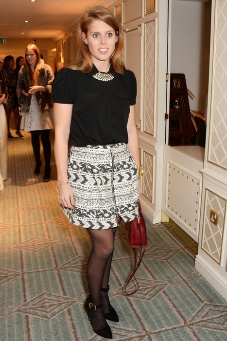 Princess Beatrice opens up about dyslexia battle - MyDaily UK | Teacher Tools and Tips | Scoop.it
