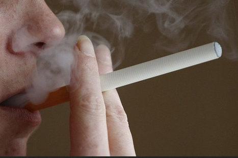 El cigarrillo electrónico también podría dañar los pulmones: estudio - Panorama.com.ve   Descigarrizate   Scoop.it