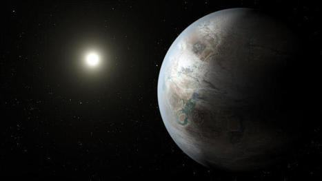 NASA: This planet is the closest thing to Earth yet - CNET | Discover Sigalon Valley - Where the Tags are the Topics | Scoop.it