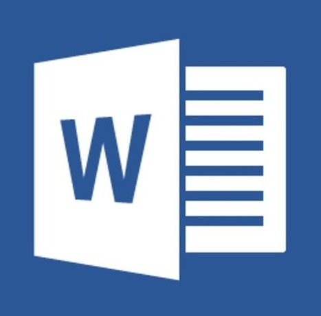New features to be found in Microsoft Word 2013 | Microsoft Word Training | Scoop.it