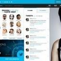 Web design: e se Twitter fosse così? | Sviluppo siti web, web design e grafica | Scoop.it