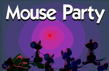 Mouse Party: Divertida animación de los efectos de las drogas en el cerebro | Escuela Sexualidad y Derechos Humanos | Scoop.it