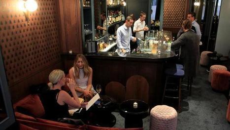 Le Night Flight, nouveau bar à cocktails de l'Experimental Group - Le Figaro | Hôtellerie Française 2.0 | Scoop.it