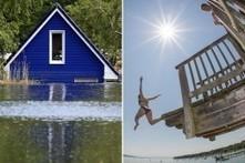 Warum Hochwasser und Hitze jetzt häufiger kommen | Wetter | Scoop.it