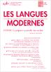 Les langues de spécialité aujourd'hui dans le secondaire et dans le supérieur: appel à contributions, Langues Modernes | TELT | Scoop.it