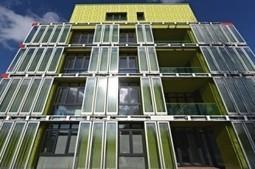 A Hambourg, une maison en algues vivantes | Le flux d'Infogreen.lu | Scoop.it