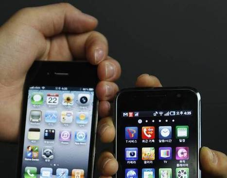 Samsung edges past Nokia to become lead mobile phone manufacturer   Finland   Scoop.it