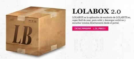 Lolabits, el dropbox con espacio ilimitado, lanza versión para Windows   Redes sociales educativas   Scoop.it