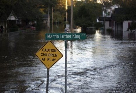 More Flooding Forecast in Waterlogged North Carolina | EM 451 Disaster Planning | Scoop.it
