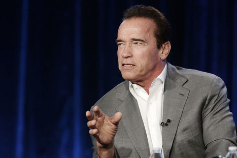 Schwarzenegger: Climate change is 'the issue of our time' | GarryRogers Biosphere News | Scoop.it