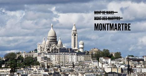 Top 10 des anecdotes insolites sur Montmartre | Remue-méninges FLE | Scoop.it