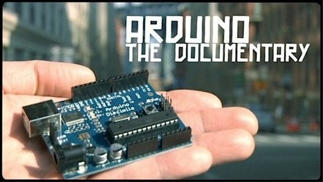 'Arduino The Documentary' now available for your streaming pleasure -- Engadget | the internet of things, open data and the city | Scoop.it