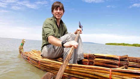 BBC - Sacred Rivers With Simon Reeve travels from source to sea along the world's longest river, the Nile. | Nubia; daily life and cultural heritage | Scoop.it