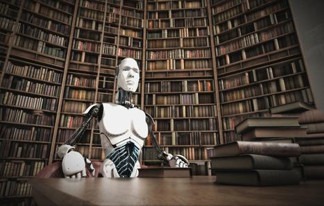 Influencia - Innovations - Bientôt la fin de la bibliothèque traditionnelle ? | E Book : le livre à l'ère du numérique | Scoop.it