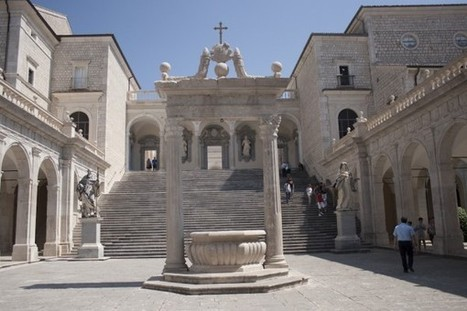 Peace and war around the Abbey of Monte Cassino | Italia Mia | Scoop.it