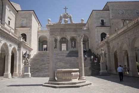 Peace and war around the Abbey of Monte Cassino | Italia Mia | Scoop.it