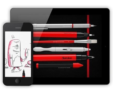 SketchesApp   ABC Tools   Scoop.it
