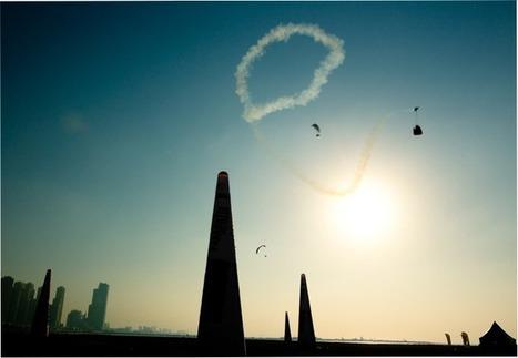 Parabatix à Dubaï | Le marcheur de l'air. Paramotoriste | Scoop.it