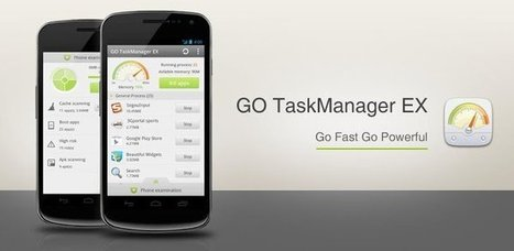 GO Cleaner & Task Manager PRO v3.91 apk | Android Apps | Scoop.it