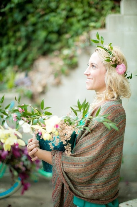 SLOW FLOWERS Podcast: A new brand of floral entrepreneur, Bess Wyrick of Celadon & Celery (Episode 149) | Natural Soil Nutrients | Scoop.it