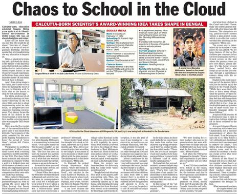 Chaos to school in the cloud | Computer Enhanced Teaching | Scoop.it