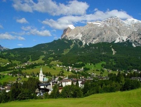 Peisaje maiestuoase si stanci cu forme bizare domina Dolomitii | Diverse | Scoop.it