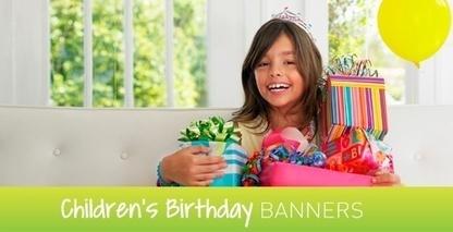 Birthday Banners | Custom Banners | Scoop.it