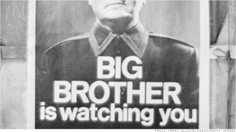 Sales of Orwell's '1984' spike after NSA leak | Tech | Scoop.it