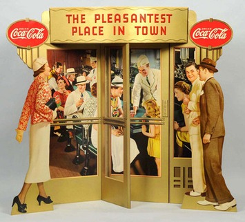 """Pop"" Goes The Golden Era Of Advertising Auction - Deanna Dahlsad @ CollectorsQuest.com 