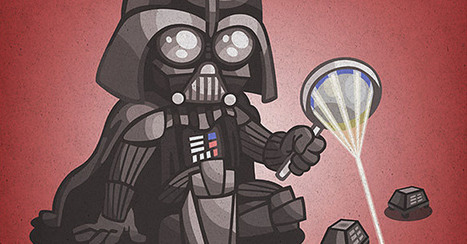 Star Wars Kids Characters | Fine Art and Illustration | Scoop.it