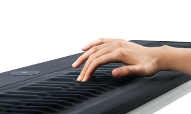 The innovators: the rubber piano playing a different groove | Insights into Developing New Business Ideas | Scoop.it