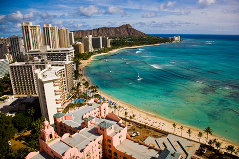 Oahu: Where metropolis and paradise coexist | Paradise is near. | Scoop.it