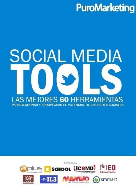 Las 60 mejores herramientas Social Media | Social Media | Scoop.it