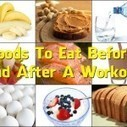 Foods To Eat Before And After A Workout   GYM FLOW 100   Fitness and Nutrition   Scoop.it