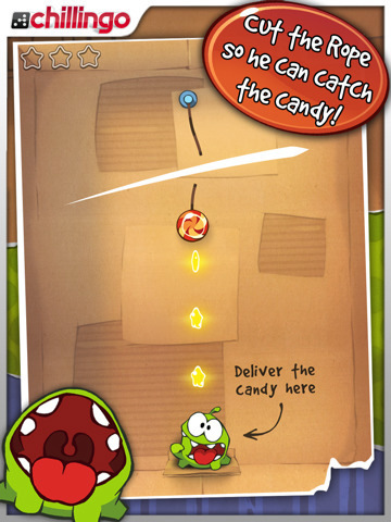 Best Physics Apps - Cut the Rope | Science Tools for School | Scoop.it