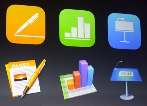 Apple actualiza iWork para Mac, iOS e iCloud | Computerworld Venezuela | apple-ipe | Scoop.it